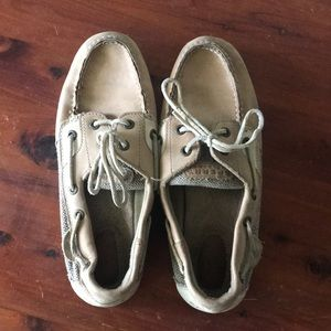 Sperry Top-Sider shoes, women's size 8!